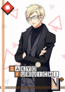 Sakyo Furuichi N Longing for Autumn bloomed