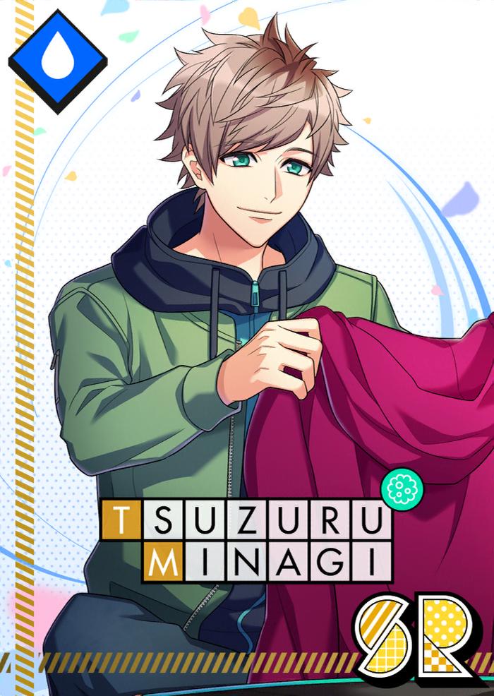 Tsuzuru Minagi SR Wandering Abroad unbloomed.png
