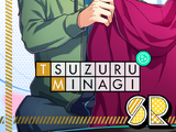 Tsuzuru Minagi SR 【Wandering Abroad】