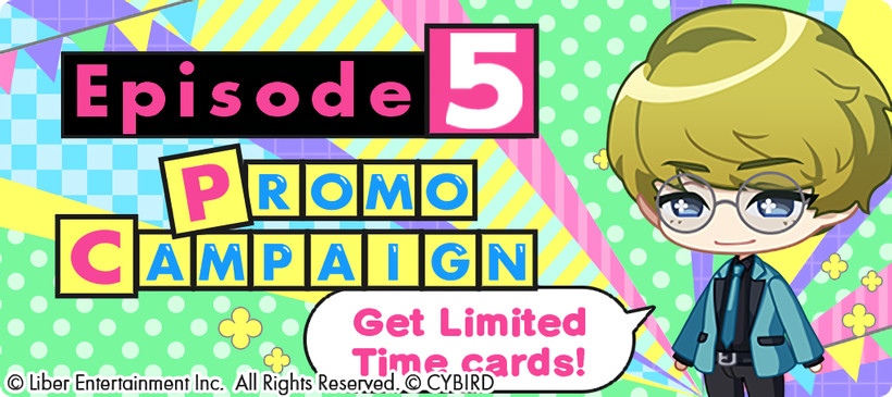 Act 2 Episode 5 Promo Campaign banner