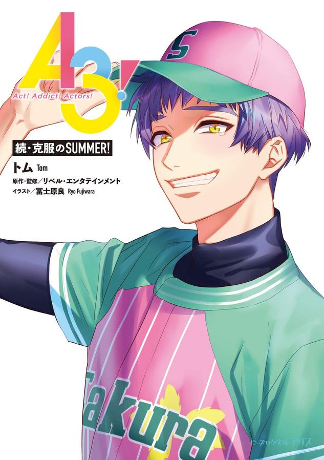 A3! Official Novel Act 6