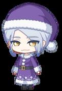 Azuma Purple Santa