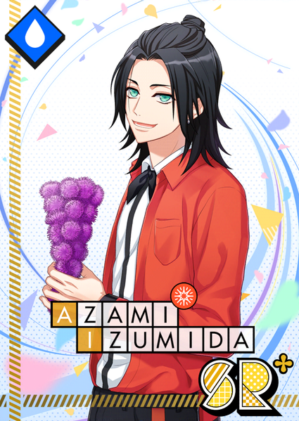 Azami Izumida SR Blooming Trail bloomed.png
