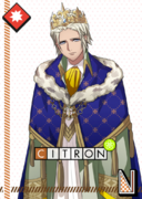 Citron N Knights of the Round IV unbloomed