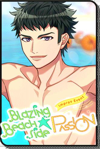 Blazing Beachside Passion event story