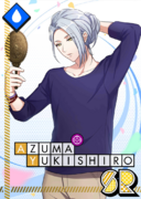 Azuma Yukishiro SR The Other Me in the Mirror unbloomed