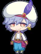 Misumi Water Me! chibi