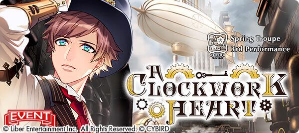 A Clockwork Heart Event Banner