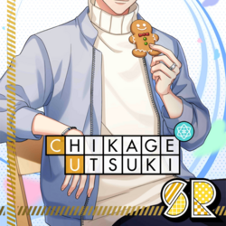 Chikage Utsuki SR 【Recollections of Gingerbread】