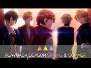 TVアニメ「A3!」PLAYBACK SEASON SPRING & SUMMER