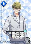 Chikage Utsuki R Standing Rehearsal unbloomed
