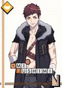Omi Fushimi N DEAD-UNDEAD unbloomed