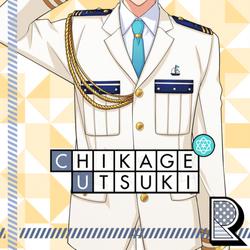 Chikage Utsuki R 【Deck Hand's Escort】