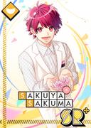 Sakuya Sakuma SR About to Bloom bloomed