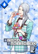 Azuma Yukishiro R Eye-Catching Roll Cake bloomed