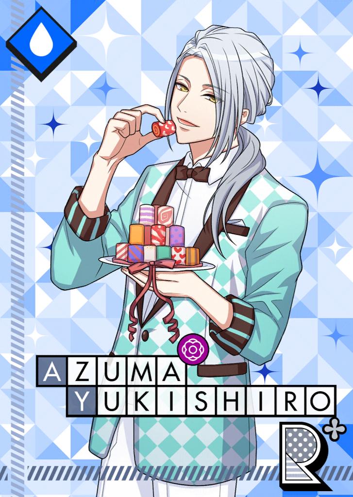 Azuma Yukishiro R Eye-Catching Roll Cake bloomed.png