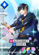 Masumi Usui SSR Now Playing... bloomed