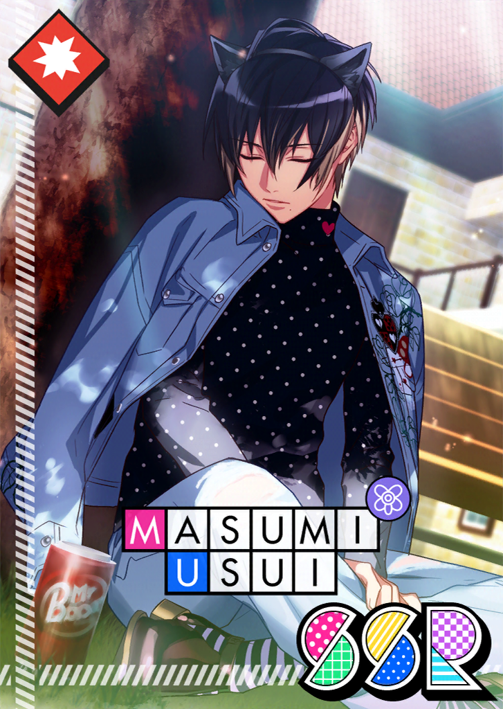 Masumi Usui SSR Alex in Dreamland unbloomed.png