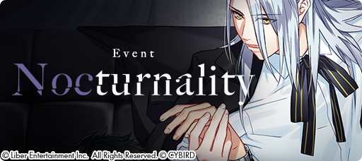 Nocturnality Event Banner