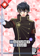 Masumi Usui R A Clockwork Heart bloomed