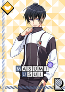 Masumi Usui R Standing Rehearsal unbloomed