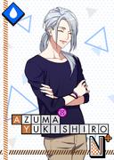 Azuma Yukishiro N Winter Is Coming bloomed