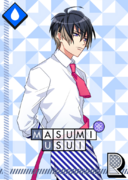 Masumi Usui R The Actor's Cafe is Open! unbloomed
