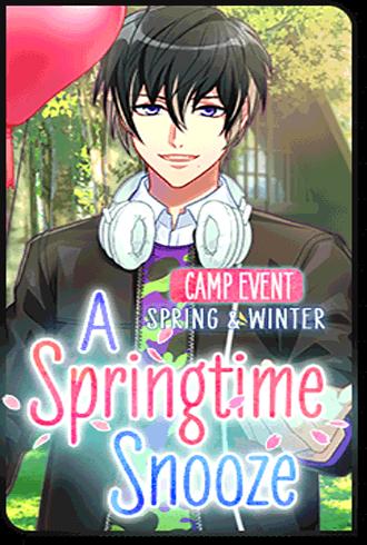 A Springtime Snooze event story