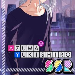 Azuma Yukishiro SSR 【Limitless Thirst】