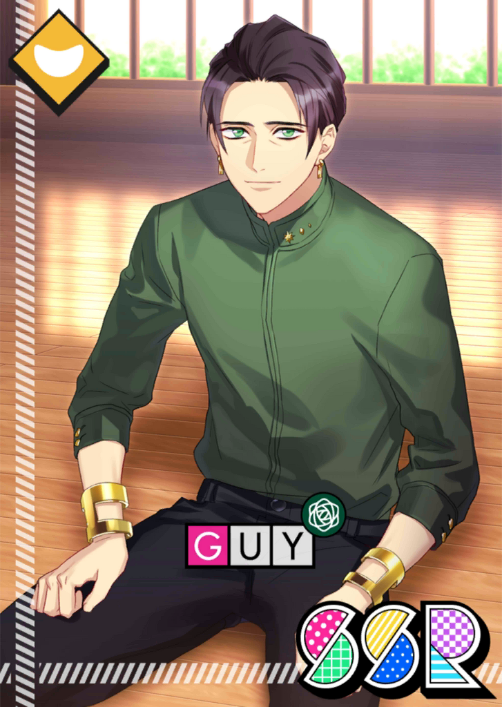 Guy SSR 【A Soldier's Knowledge】