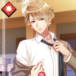 Itaru Chigasaki SSR 【After the Suit's Off...】