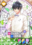 Masumi Usui SSR Down on One Knee bloomed