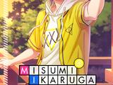 Misumi Ikaruga SSR 【Moonlit Karasu Tengu】