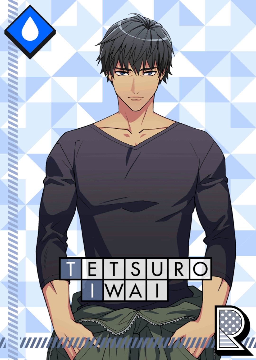 Tetsuro Iwai R A Quiet Guy unbloomed