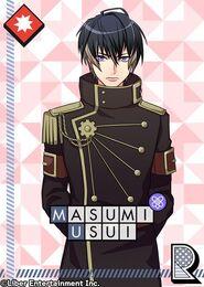 Usui Masumi R 【The Clockwork Heart】