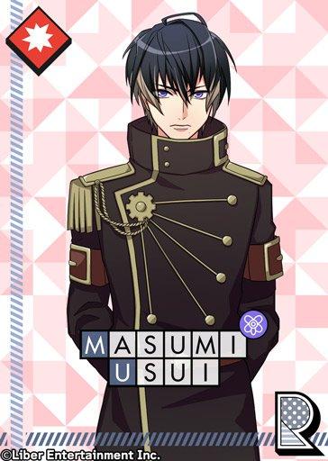 Usui Masumi R 【A Clockwork Heart】