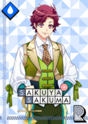 Sakuya Sakuma R Knights of the Round IV unbloomed