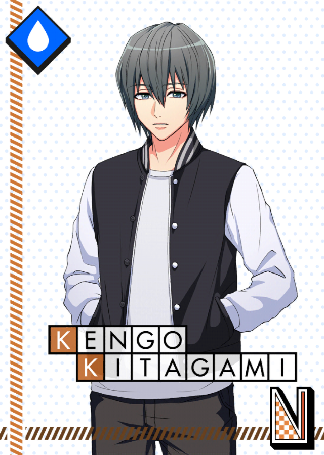 Kengo Kitagami N Autumn Troupe Ensemble Cast unbloomed