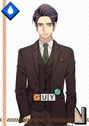 Guy N Suit & Tie unbloomed