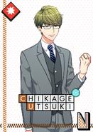 Chikage Utsuki N Suit & Tie unbloomed