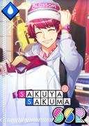Sakuya Sakuma SSR Mankai Birthday unbloomed