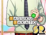 Tasuku Takato SR 【Blooming Trail】