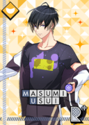 Masumi Usui R Standing Rehearsal bloomed