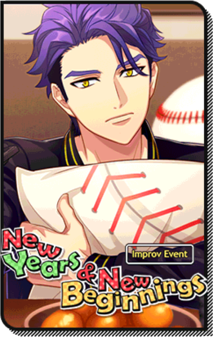 New Year's and New Beginnings event story