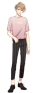 Itaru summer outfit