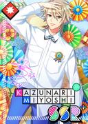 Kazunari Miyoshi SSR Mankai Birthday bloomed