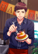 Omi Fushimi SSR Time for Pumpkins unbloomed raw