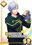 Misumi Ikaruga SR Late Teen Memories unbloomed