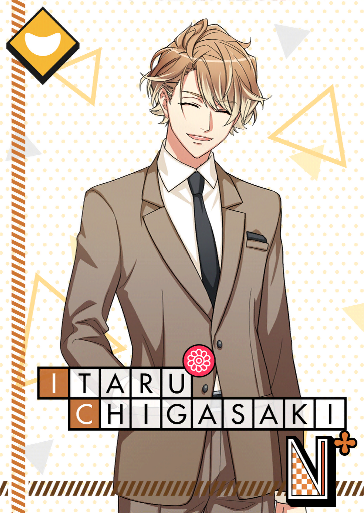 Itaru Chigasaki N Suit & Tie bloomed.png