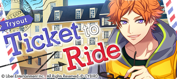 Ticket to Ride Tryouts banner
